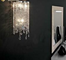全新壁燈  (20*20*37CM)透明色w1693