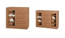 廠家直銷 全新  櫸木色多用柜 #HH-826-325 / 327 (包送貨及安裝)