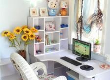 全新實木電腦桌(3種規格)4種顏色w049