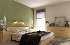 訂做傢俬,自訂尺寸 雙人床 H-602 (歡迎報價)