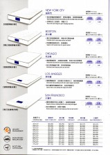 廠家直銷 全新 (2尺半至6尺) SPA Supreme by SINOMAX 床褥 #AF011-1/2/3/4/5 (特快送貨)