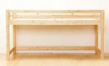 全新高架床  (200*100*100CM)  木色w4118