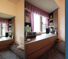 訂做傢俬,自訂尺寸 窗臺柜 H-465 (歡迎報價)