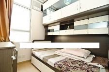 廠家直銷 全新 2尺半/3尺/3尺半/4尺 橫衣櫃床 #B-07 (包送貨及安裝)