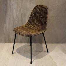全新 印尼出產 工業風藤椅 (手工製造) SRI-457