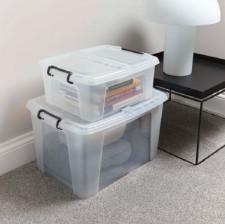 英國製造 透明膠箱 (多個款式) $588(三件套)起 #HW252/HW253/HW254/HW255/HW256