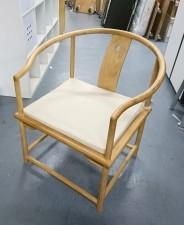 中式圓椅 28*26*36