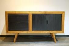 全新 印尼出產 柚木電視櫃 (手工製造) YOG-606