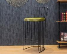 全新 吧椅 (50*80*110cm) 綠色 w5052