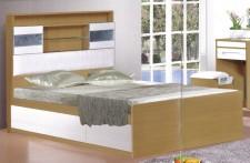 廠家直銷 全新 3尺至4尺半 單人床/雙人床 PC3672 (包送貨及安裝)