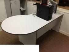 全新 辦公檯 (P型寫字枱) #PP ($840起)