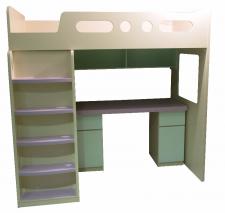 廠家直銷 全新 2尺半/3尺/3尺半/4尺 組合床 #D-05 (包送貨及安裝)