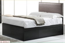 廠家直銷 全新 3尺至6尺 雙人床 #BA-3672D+C1 (包送貨及安裝)