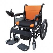 全新電動輪椅 (72*115*92cm) 橙色w2786