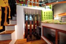 訂做傢俬,自訂尺寸 衣櫃套床 H-110 (歡迎報價)
