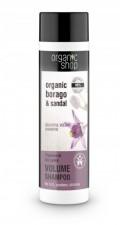 Organic Shop Natural Beautiful Eco-Shampoo_Treasure of Sri Lanka 280ml (#C3)