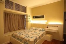 訂做傢俬,自訂尺寸 雙人床 H-599 (歡迎報價)