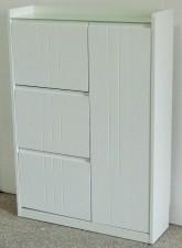 廠家直銷 全新 31.5吋 白/黑胡桃色 反門鞋柜#HH-3200-32 / HH-8200-32 (包送貨及安裝)