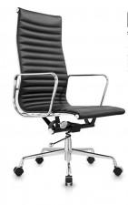 全新大班椅  (58*48*106cm) 黑/白色w2592