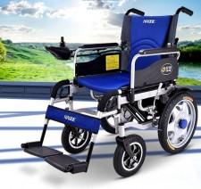 全新電動輪椅  (50*116*93cm) 紅/藍/灰色w2785