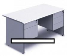 全新 高級寫字檯+吊二斗櫃桶+吊三斗櫃桶 ##C-AC015