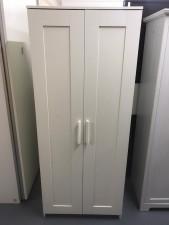 白色衣櫃  30.5*20*75.5