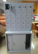 全新文件櫃 (83*40*157CM)  灰色w1539