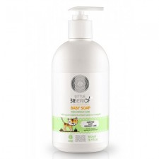 小寶貝有機白樺抗菌沐浴露 (初生適用) 500ml (98%天然成分) (#E5)