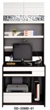 廠家直銷 全新 24吋/32吋 書枱 #GD-2488D-01/GD-3288D-01 (包送貨及安裝)