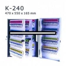 全新240條匙鎖匙箱  #B-FC069
