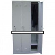 全新三門儲物衣櫃 #C-DB005