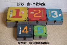 全新儲物箱  (5種格式)  5種顏色w3627