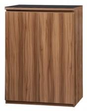 廠家直銷  新款淺胡桃木色鞋柜系列 #HH-686-231 (包送貨及安裝)
