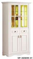 廠家直銷 全新 32吋 玻璃櫃 32*15.5*72