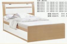 廠家直銷 全新 3尺至5尺 單人床/雙人床 KS3672 (包送貨及安裝)