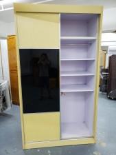 4尺半衣櫃  54.5*24*96.5