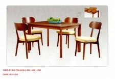 廠家直銷 全新 餐枱連椅 75*110(30+30)+76cm #BT-304 / BC-91054 (包送貨及安裝)
