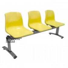 大堂膠排椅 #C-CI034