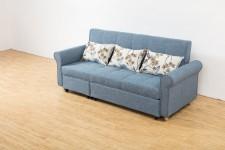 三座位布藝梳化床 2150W×850D×950H#6008