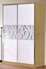 廠家直銷 全新 3尺/3尺半/4尺 衣櫃 KT3682W(包送貨及安裝)
