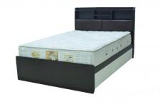 廠家直銷 全新 單人床/雙人床 4尺/4尺半/5尺 #208-72 / 208-73 / 208-74 (包送貨及安裝)