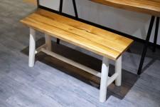 全新 印尼出產 柚木長椅 (手工製造) YOG-553