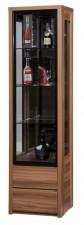 廠家直銷  新款淺胡桃木色飾柜系列 #HH-686-206 (包送貨及安裝)