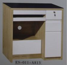 廠家直銷 全新 32吋 白橡木色電腦枱 32*18*30