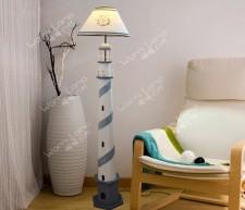 全新創意落地燈(40*40*155.5CM)藍色w805