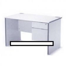 全新 高級寫字檯+吊二斗櫃桶(402Wx500Dx400Hmm) ##C-AC013