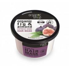 Organic Shop Hair Mask_Greek Fig 250ml (#C52)