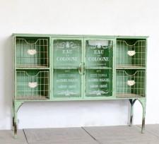 全新儲物櫃  (68.5*40*157/129*40*94.5CM)  綠色w3881
