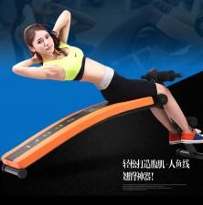 全新健身器材(170*36*65-75CM)  橙/藍色w1879