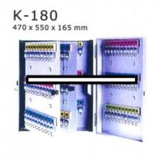 全新180條匙鎖匙箱  #B-FC068
